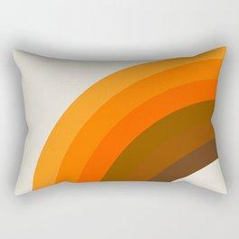 Golden Bow Rectangular Pillow