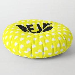 DEJA POO! Floor Pillow