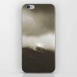 silence beckons 03 iPhone Skin