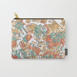 Schema 19 Carry-All Pouch