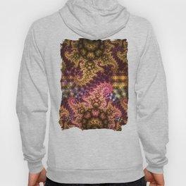 Dragon dreams, fractal pattern abstract Hoody