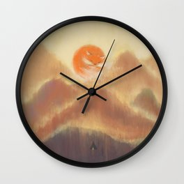Journey with FOX 2 Wall Clock