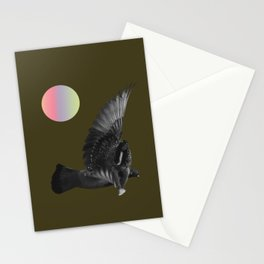 Pigeon Rider Stationery Cards