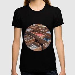 Bead collection at Paris T-shirt