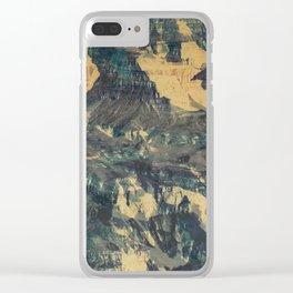 South Rim #2 Clear iPhone Case