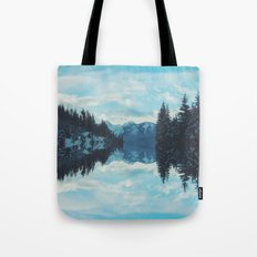 British Columbia Reflections Tote Bag
