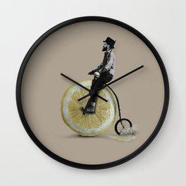 Lemmy Farthing Wall Clock