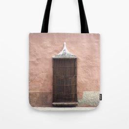The Doors of Merida XXII Tote Bag