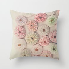 Sea Urchins  Throw Pillow
