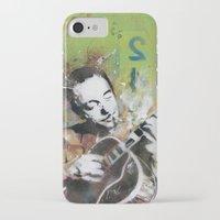 django iPhone & iPod Cases featuring Django by MATEO