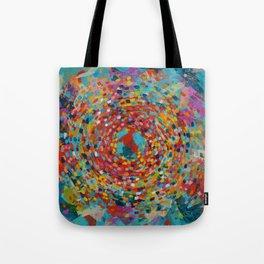 Kaleidescope Tote Bag