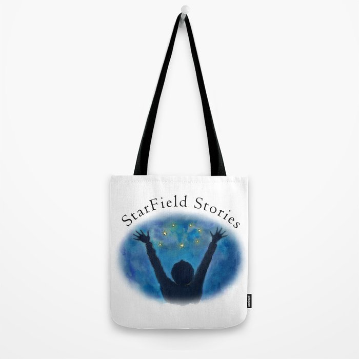 StarField Stories Tote Bag