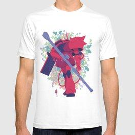 Char's Zaku II T-shirt