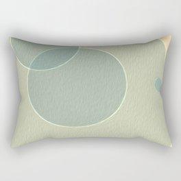 Seafoam Dream Rectangular Pillow