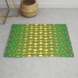Ganja Pattern Rug