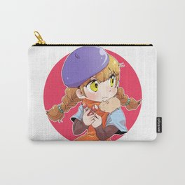 Mako - autumn Carry-All Pouch