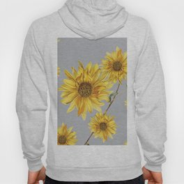 Sunflower Pattern 5 Hoody