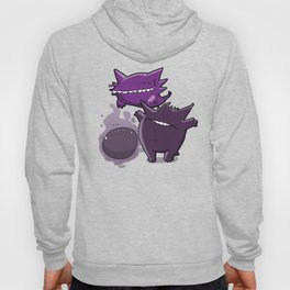 Pokémon - Number 92, 93 & 94 Hoody