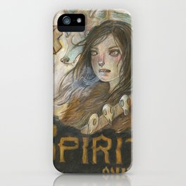 Spirit Animal iPhone Case