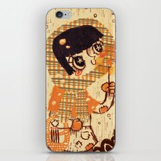 The Little Match Girl 卖火柴の小女孩 iPhone & iPod Skin