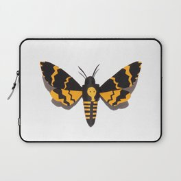 Deaths Head Laptop Sleeve