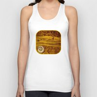 geology Tank Tops featuring Geology 3 by Patricia Howitt