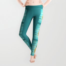 Aloha Pineapple! Leggings