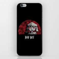 Bad Bot iPhone & iPod Skin