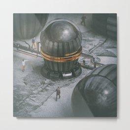 Incubator_45K Metal Print