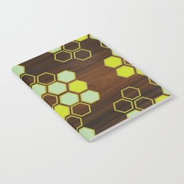 Hex in Green Notebook