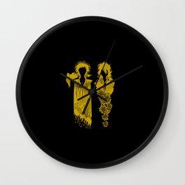 Gaiman Dreams Wall Clock
