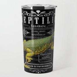 Reptilia Travel Mug