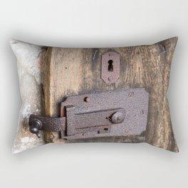 Lock Rectangular Pillow