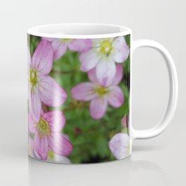 Sweet Little Pink Flowers Coffee Mug