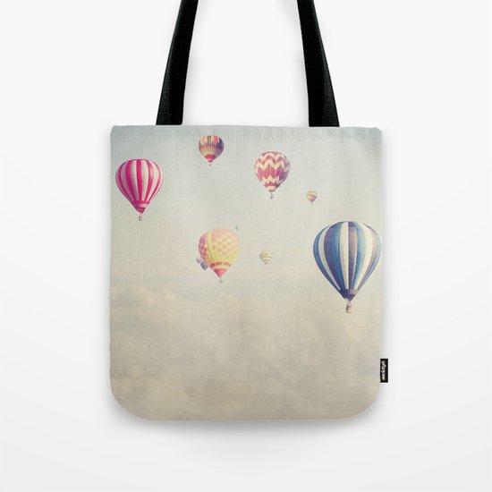 Lift Off Tote Bag