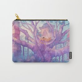 The Banyan Tree Carry-All Pouch