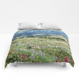 Wildflower Meadow Comforters