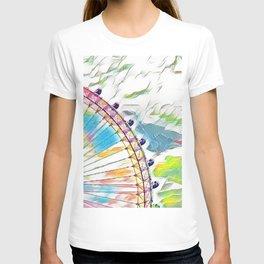 I Dream of Ferris Wheel T-shirt
