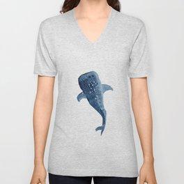 The Shark Star Unisex V-Neck