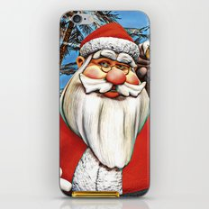 Santa Gifts iPhone & iPod Skin