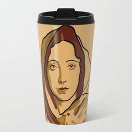 Anaïs Nin Travel Mug