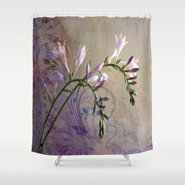 Hostas Soft and Delicate Shower Curtain