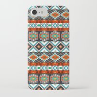 southwest iPhone & iPod Cases featuring Southwest by Vannina