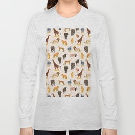 Safari Sightings Long Sleeve T-shirt