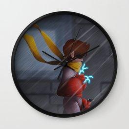 Proto Man - My Boy (Part 2) Wall Clock