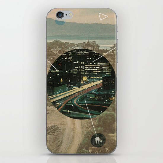 Sacred Future iPhone & iPod Skin