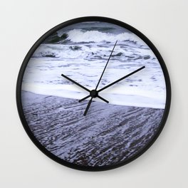 After the Wave Wall Clock