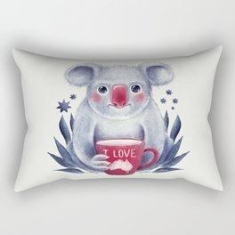 I♥Australia Rectangular Pillow