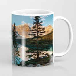 Moraine Lake Canada Coffee Mug