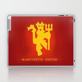 The Red Devils Part 2 Laptop & iPad Skin